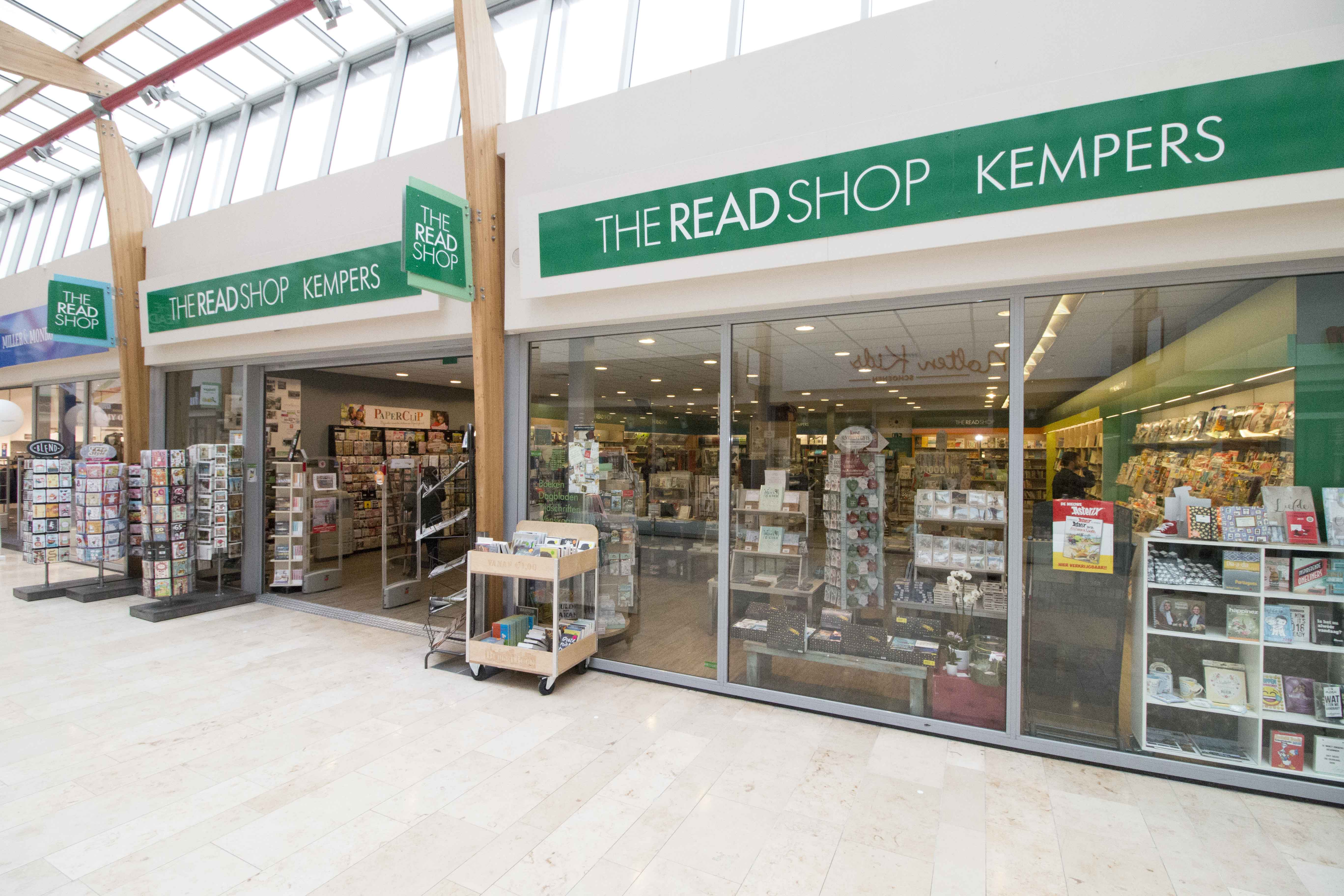 The Readshop Kempers