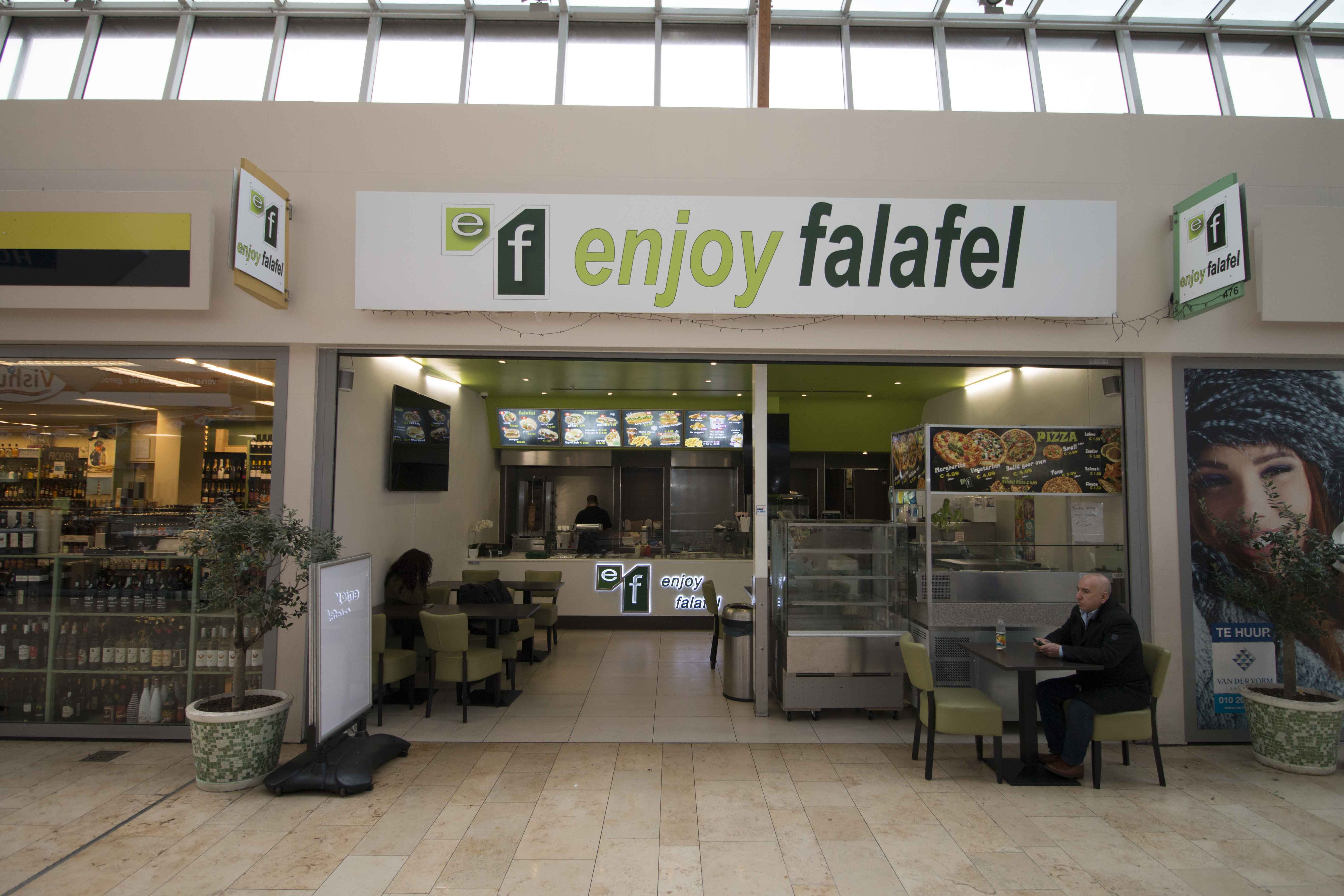 Enjoy Falafel